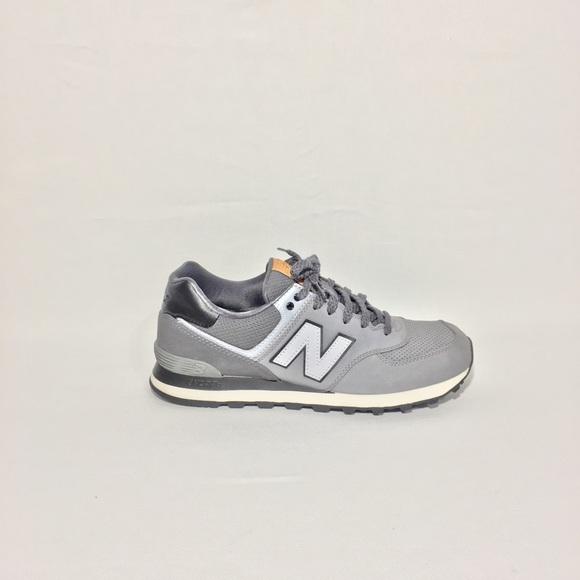 """best sneakers fff43 6c79e New Balance 574 Castle Rock """"Magnet"""""""